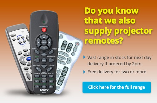 We Also Sell Remotes